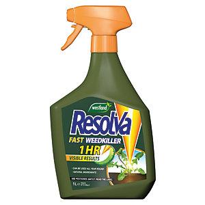 Image of Resolva Fast 1 Hour Weed Killer - 1L