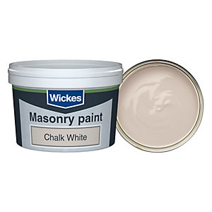 Wickes Masonry Tester Chalk White 250ml