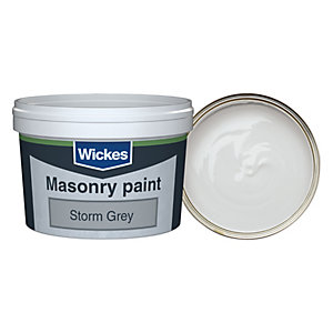 Wickes Masonry Tester Storm Grey 250ml