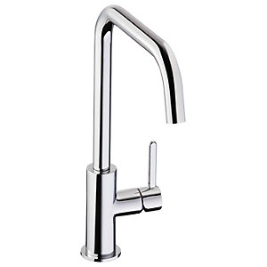 Abode Althia Single Lever Kitchen Tap Chrome