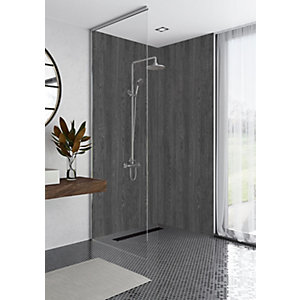 Mermaid Elite Bomarzo Tongue & Groove Single Shower Panel