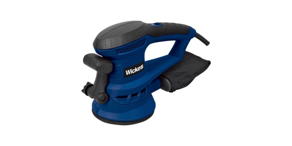 Wickes Corded Random Orbital Sander 300W