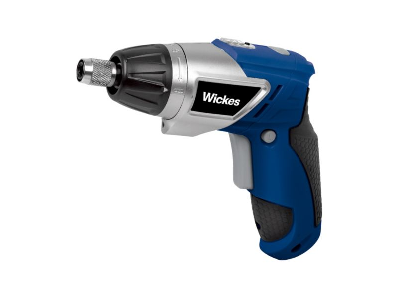 Wickes Cordless 3.6V Li-ion Torque Screwdriver