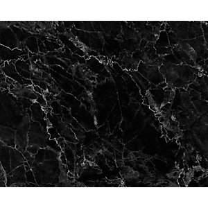 ohpopsi Black Marble Wall Mural