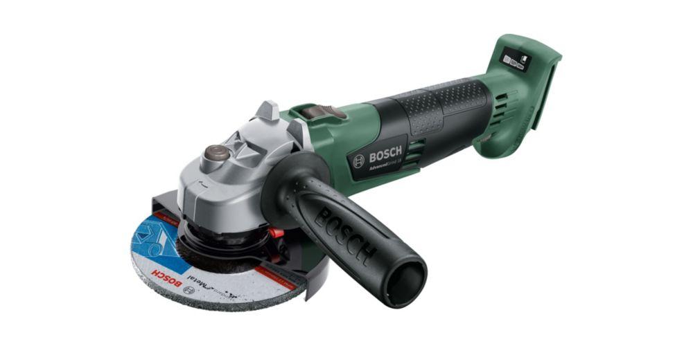 Bosch 125mm AdvancedGrind 18V Cordless Angle Grinder