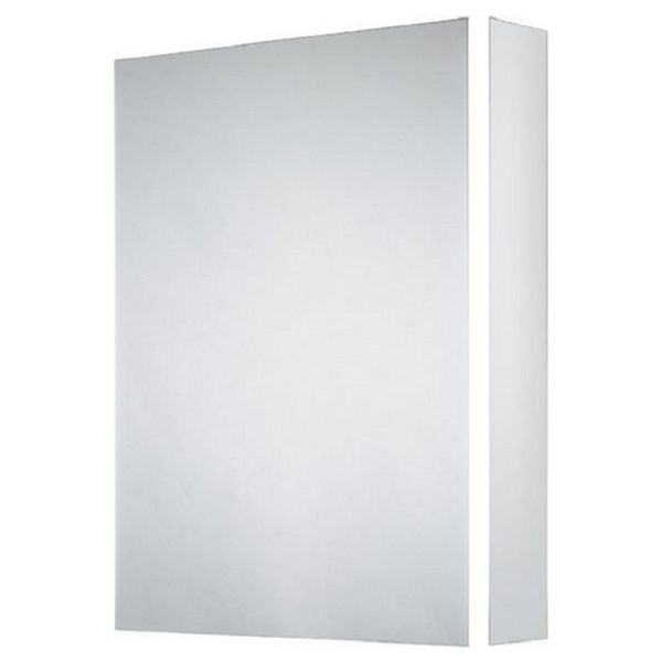Grantham Bluetooth LED Single Door Bathroom Mirror Cabinet