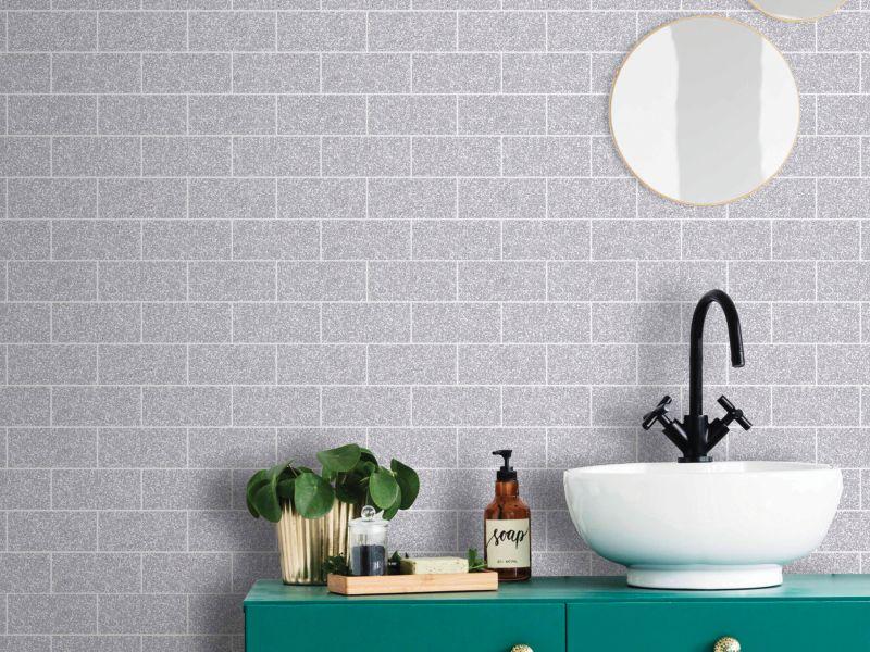 Kitchen & Bathroom Wallpaper