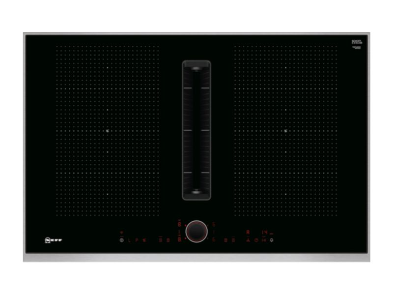 NEFF N90 80cm Venting Induction Hob with Home Connect T58TL6EN2