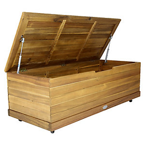 Charles Bentley FSC Acacia Garden Storage Box