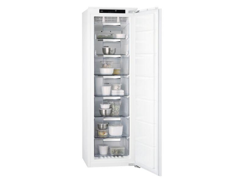 AEG Integrated Upright Freezer