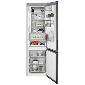 AEG Freestanding No Frost CustomFlex Fridge Freezer A++ RCB736E5MB