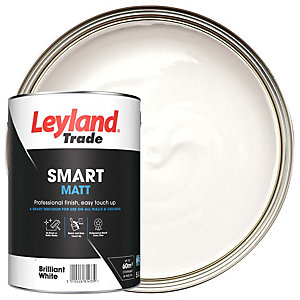 Leyland Trade Smart Multi-Surface Brilliant White 5L