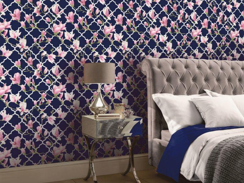 Bedroom & Living Room Wallpaper