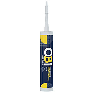 OB1 Multi-Surface Sealant & Adhesive - 290ml - White
