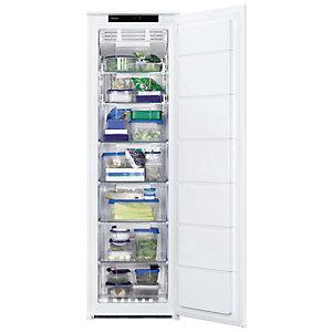 Zanussi Integrated Larder Freezer ZUNN18FS1