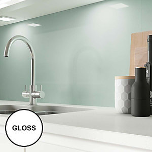 AluSplash Splashback Ocean Wave - Gloss