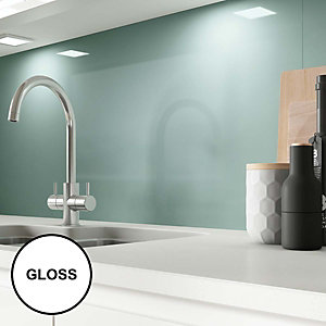 AluSplash Splashback Bluebird - Gloss