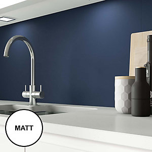 AluSplash Splashback Midnight Moon - Matt