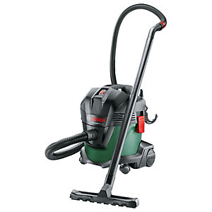 Bosch Universalvac 15 Corded Wet And Dry Vacuum Cleaner 15l - 1000w