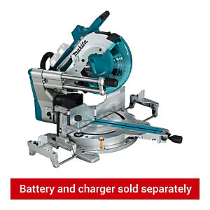 Makita DLS211ZU 36V 305mm Sliding Compound Cordless Mitre Saw - Bare