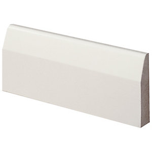 Wickes Chamfered Fully Finished Architrave - 18 x 69 x 2100mm Pack of 5