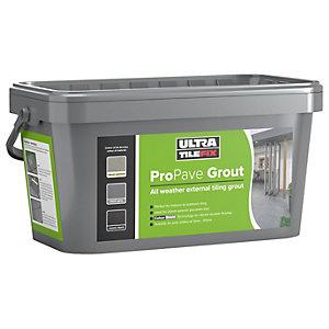 Ultra TileFix ProPave Grout Grey - 15kg