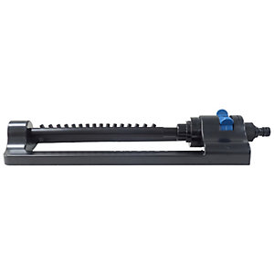 Image of Wickes Oscillating Water Sprinkler with Nozzles
