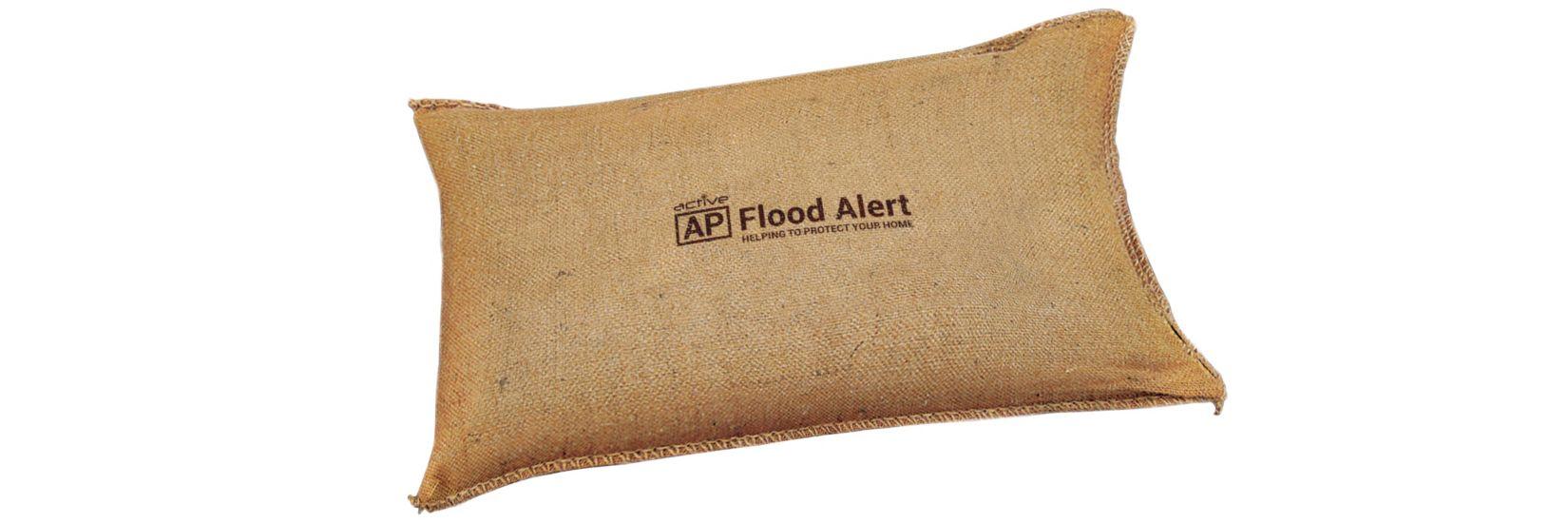 AP Hessian Expanding Flood Bag - Pack Of 5