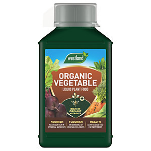 Westland Organic Vegetable Specialist Liquid Plant Food - 1L