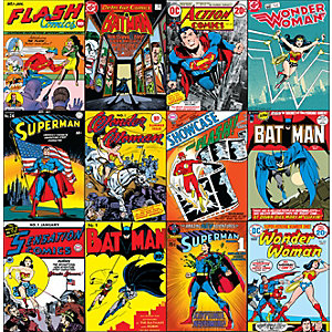 Dc Comic Collection Wallpaper 10m