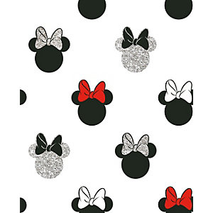 Disney Minnie Mouse Sparkle Wallpaper 10m