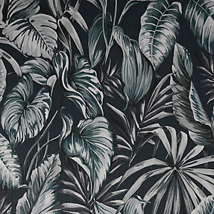 Superfresco Easy Leaves Exotique Green Wallpaper 10m
