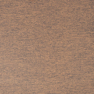 Superfresco Easy Fenne Plain Rust Brown Wallpaper 10m