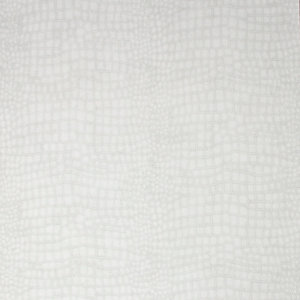 Superfresco Easy Crocodile White Wallpaper 10m