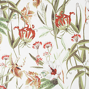 Superfresco Easy Urban Floral Wallpaper 10m