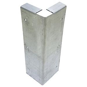 Image of Wickes Raised Bed Galvanised Corner Bracket 60x60x200mm
