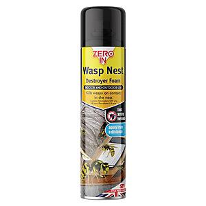 Image of Zero In Wasp Nest Destroyer Foam - 300ml