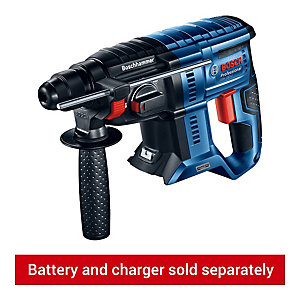 Bosch Professional GBH 18 V-21 SDS+ Brushless Cordless Hammer Drill - Bare