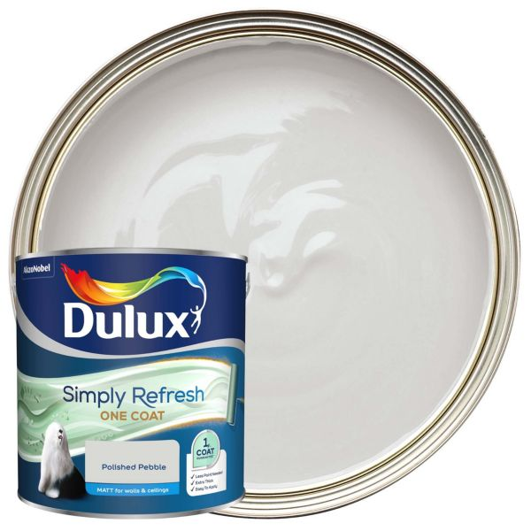 Dulux Simply Refresh One Coat - Polished Pebble