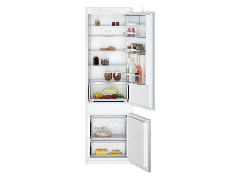 NEFF 70:30 Integrated Fridge Freezer