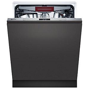 NEFF S155HCX27G N50 Fully Integrated Dishwasher - 60cm