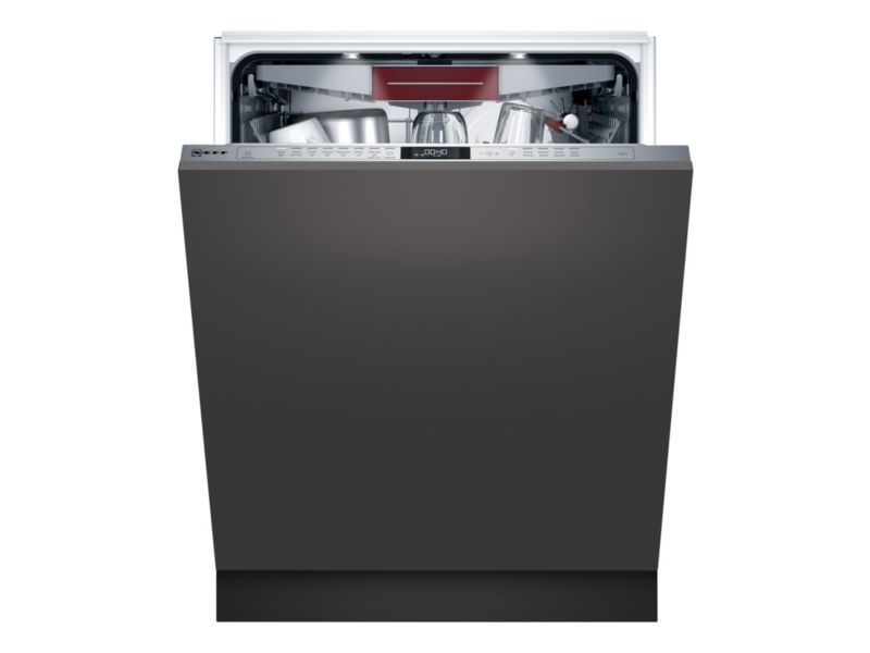 NEFF Full Sized Built-In Dishwasher with Home Connect S187ECX23G