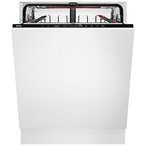 AEG FSS63607P SprayZone Dishwasher - 60cm