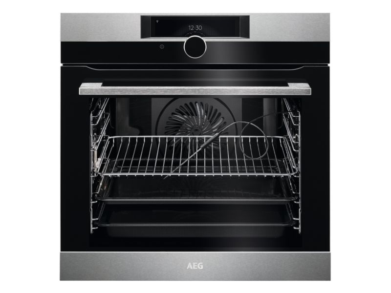 AEG Connected Pyrolytic oven BPK948330M