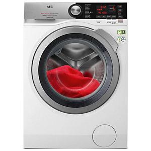 AEG L8FEC966CA Freestanding Connected Washing Machine - White