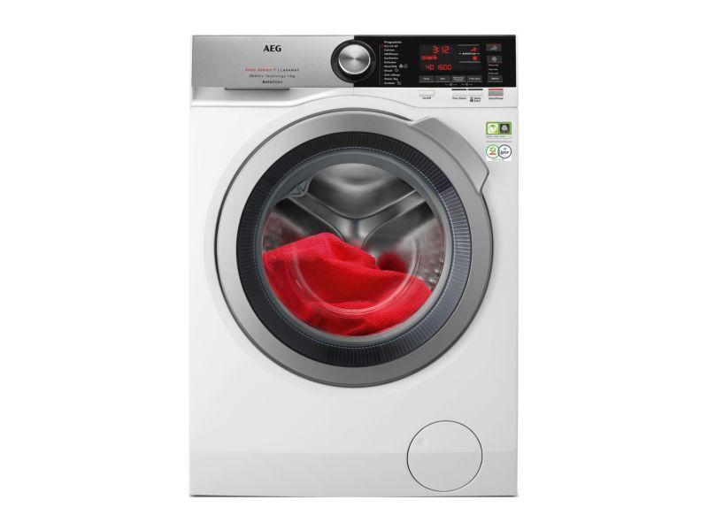 AEG Freestanding Connected Washing Machine L8FEC966CA