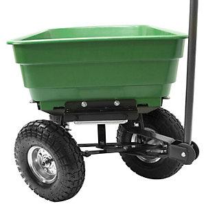 Image of Q Garden Poly Dump Cart - 150kg