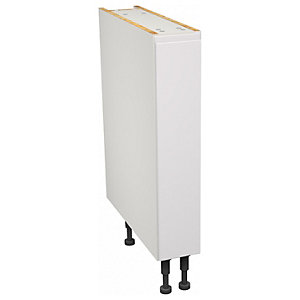 Camden White Pull Out Base Unit - 150mm
