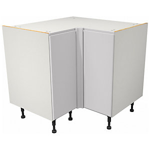 Camden White Corner Base Unit - 925mm