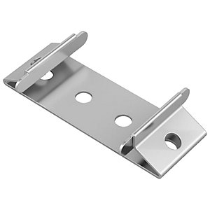 Image of DuraPost Capping Rail Clip 20mm - Bag of 10